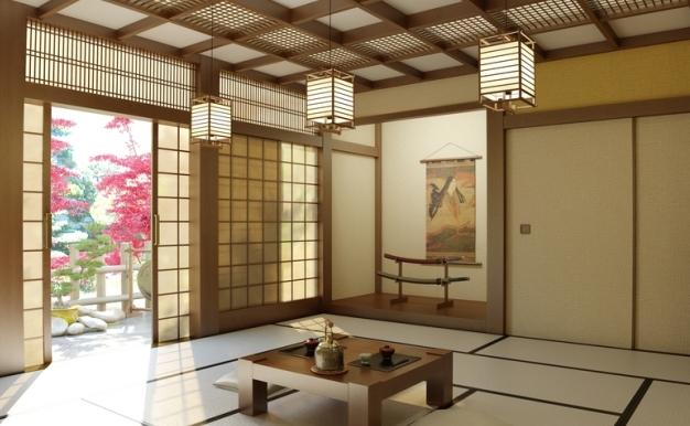 Des meubles japonais à Paris