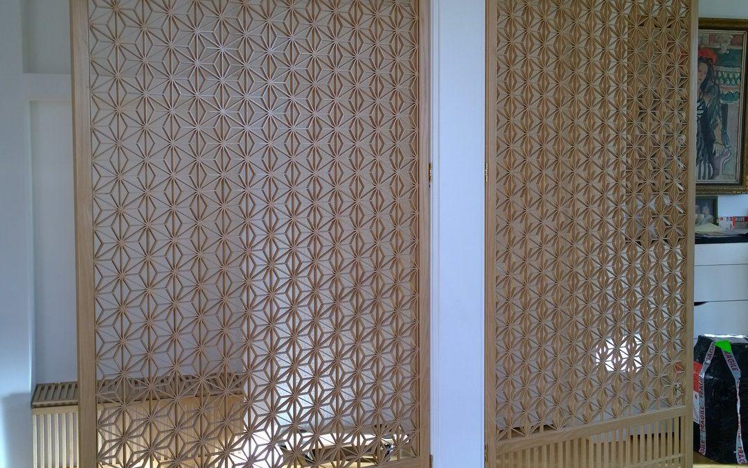 Un fabricant de meuble japonais en Alsace