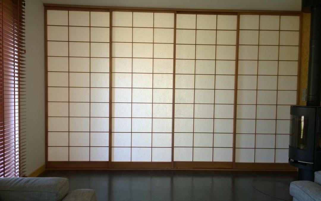 Les bonnes raisons de choisir une cloison japonaise !